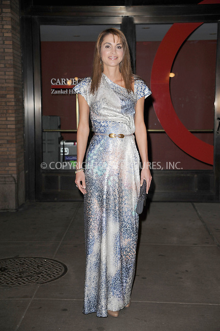 WWW.ACEPIXS.COM . . . . . .November 8, 2010...New York City... Queen Rania of Jordan  attends  Glamour Magazine`s 20th Annual 2010 Women of the Year Awards  at Carnegie Hall  on November 8, 2010 in New York City....Please byline: KRISTIN CALLAHAN - ACEPIXS.COM.. . . . . . ..Ace Pictures, Inc: ..tel: (212) 243 8787 or (646) 769 0430..e-mail: info@acepixs.com..web: http://www.acepixs.com .