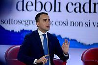 Roma, 23 Maggio 2019<br /> Luigi Di Maio.<br /> il Movimento 5 Stelle a L'Aria Che Tira