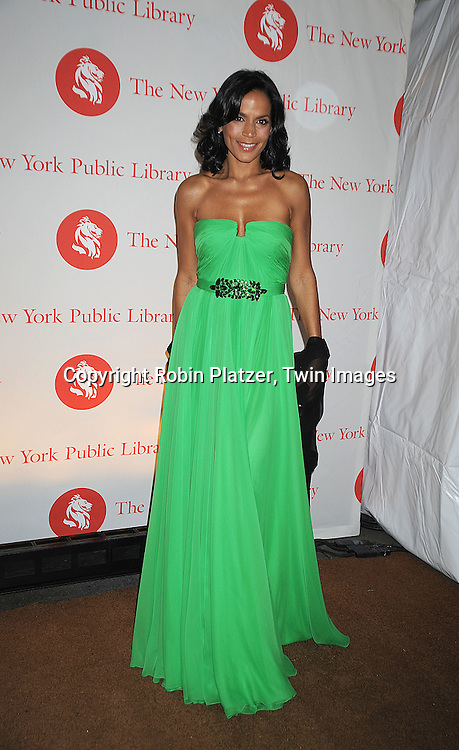 Crystal McCrary Anthony..arriving at The New York Public Library 2008 Library Lions Benefit Gala on November 3, 2008 at The New York Public Library at 42nd Street and 5th Avenue.....Robin Platzer, Twin Images