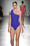 "Models walk runway in swimsuits from the Lil & Emm Spring Summer 2017 ""Summer Romance"" collection for the Fashion Palette Austrialian Swim Resort Spring Summer 2017 fashion show on September 8, 2016."