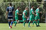 11.01.2019, Bidvest Stadion, Braampark, Johannesburg, RSA, FSP, SV Werder Bremen (GER) vs Bidvest Wits FC (ZA)<br /> <br /> im Bild / picture shows <br /> Claudio Pizarro (Werder Bremen #04), Philipp Bargfrede (Werder Bremen #44), Martin Harnik (Werder Bremen #09), Kevin Möhwald / Moehwald (Werder Bremen #06) werden Eingewechselt, <br /> <br /> Foto © nordphoto / Ewert