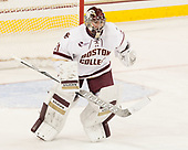 Joe Woll (BC - 31) - The Boston College Eagles defeated the visiting Providence College Friars 3-1 on Friday, October 28, 2016, at Kelley Rink in Conte Forum in Chestnut Hill, Massachusetts.The Boston College Eagles defeated the visiting Providence College Friars 3-1 on Friday, October 28, 2016, at Kelley Rink in Conte Forum in Chestnut Hill, Massachusetts.