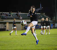 STANFORD, CA - NOVEMBER 22: Stanford, CA - November 22, 2019: Kattalin Stahl at Laird Q. Cagan Stadium. The Stanford Cardinal defeated Hofstra 4-0 in the second round of the NCAA tournament. during a game between Hofstra and Stanford Soccer W at Laird Q. Cagan on November 22, 2019 in Stanford, California.