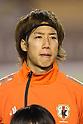 Yuki Otsu (JPN), March 14, 2012 - Football / Soccer : 2012 London Olympics Asian Qualifiers Final Round, Group C Match between U-23 Japan 2-0 U-23 Bahrain at National Stadium, Tokyo, Japan. (Photo by Daiju Kitamura/AFLO SPORT) [1045]