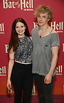"Christina Bennington and Andre Polec during Jim Steinman's ""Bat Out of Hell - The Musical"" - Open Rehearsal at New York City Center on July 30, 2019 in New York City."