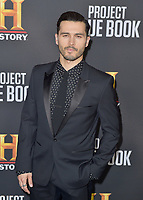 "03 January 2019 - Los Angeles, California - Michael Malarkey. ""Project Blue Book"" History Scripted Series Los Angeles Premiere held at Simon House. Photo Credit: AdMedia"