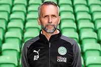 GRONINGEN - Voetbal, presentatie FC Groningen, seizoen 2019-2020, 08-08-2019, assistent trainer Adrie Poldervaart