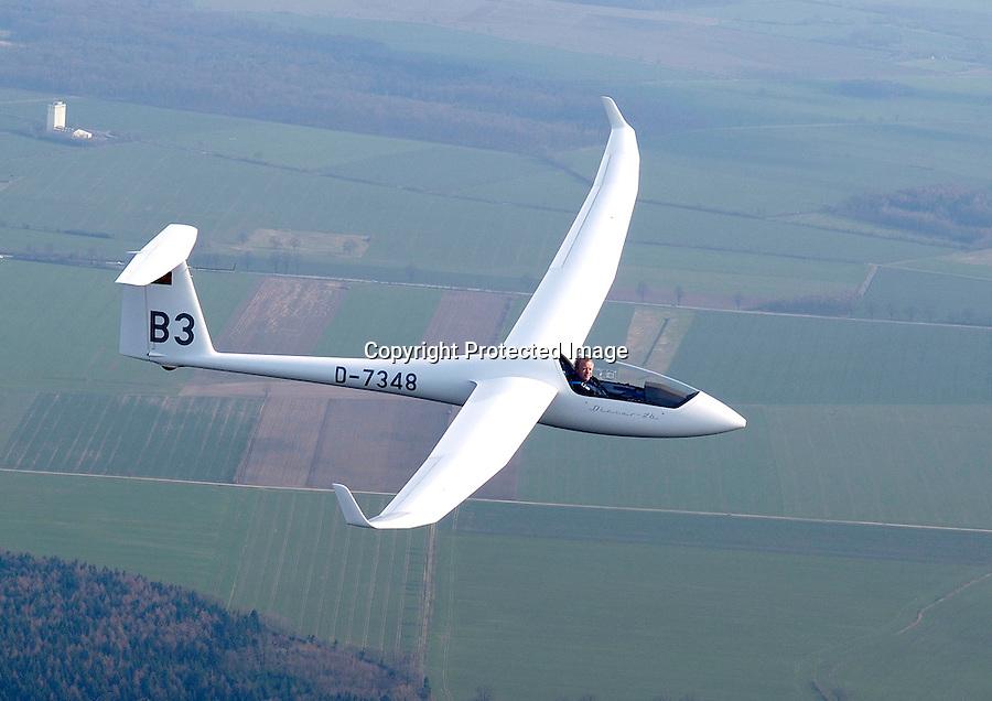 Segelflugzeug, Discus 2, B3, Schempp- Hirth