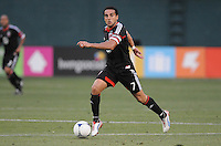 D.C. United forward Dwayne De Rosario (7) D.C. United defeated Montreal Impact 3-0 at RFK Stadium, Saturday June 30, 2012.