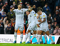 Leeds United's Mateusz Klich celebrates scoring his side's second goal <br /> <br /> Photographer Alex Dodd/CameraSport<br /> <br /> The EFL Sky Bet Championship - Leeds United v Middlesbrough - Saturday 30th November 2019 - Elland Road - Leeds<br /> <br /> World Copyright © 2019 CameraSport. All rights reserved. 43 Linden Ave. Countesthorpe. Leicester. England. LE8 5PG - Tel: +44 (0) 116 277 4147 - admin@camerasport.com - www.camerasport.com