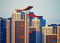 High-Rise Buildings and Architecture in Manila Philippines
