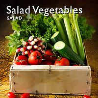Vegetables Salad | Salad Ingredients Pictures Photos Images & Fotos