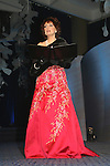 One Life To Live's Robin Strasser attends as Dame Robin Strasser The Imperial Court of New York as it presents 23rd Annual Night of a Thousand Gowns Charity Ball and Auction to benefit LIFEbeat (Music Industry Fights AIDS) and MCCNY Homeless Youth Services on March 21, 2009 at the New York Marriott Marquis, New York City, NY. Robin is wearing Vivaldi NYC and makup by Christopher. Robin came on stage to show two items for auction - Robin Strasser portrait shown off by Torez Bandeira and Jase Woodruff and Susan Lucci, winning Emmy, on the cover of People Magazine. (Photo by Sue Coflin/Max Photos)