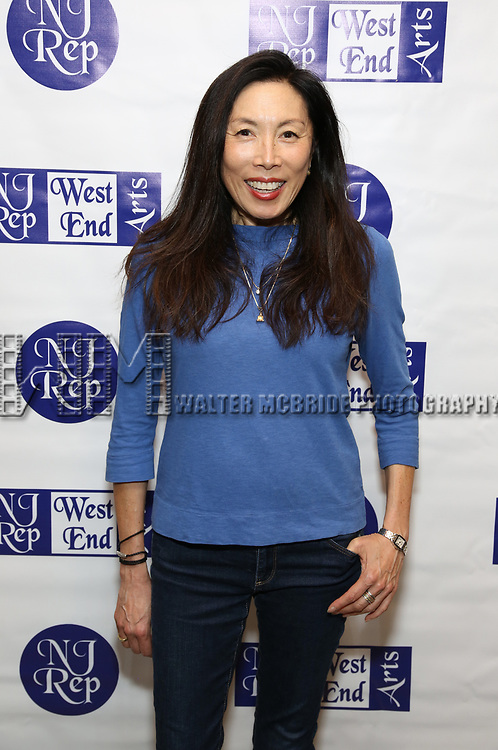 Jodi Long attend the Meet and Greet for the New Jersey Repertory Company's production of 'Fern Hill' at Theatre Row Studios on July 24, 2018 in New York City