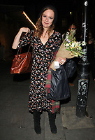 Rachael Stirling at the &quot;Labour Of Love&quot; press night, Noel Coward Theatre, St Martin's Lane, London, England, UK, on Tuesday 03 October 2017.<br /> CAP/CAN<br /> &copy;CAN/Capital Pictures