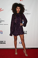 LOS ANGELES, CA - FEBRUARY 10: Arlissa at the Universal Music Group Grammy After party celebrating the 61st Annual Grammy Awards at The Row in Los Angeles, California on February 10, 2019. Credit: Faye Sadou/MediaPunch
