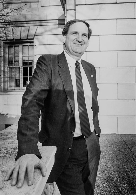 Rep. Bob Smith, R-N.H., on Sep. 14, 1998. (Photo by Laura Patterson/CQ Roll Call)