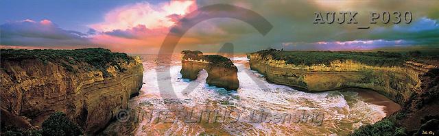 Dr. Xiong, LANDSCAPES, panoramic, photos, Loch Ard Gorge, Australia(AUJXP030,#L#)