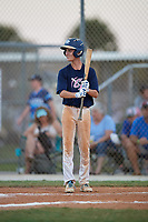 Joe Marshall during the WWBA World Championship at the Roger Dean Complex on October 20, 2018 in Jupiter, Florida.  Joe Marshall is a second baseman from Jacksonville, Florida who attends Home School.  (Mike Janes/Four Seam Images)