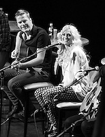 CMA Songwriter Series 2012 with Bob DiPiero,Carrie Underwood,Brett James, Luke Laird,Hillary Lindsey playing at The Royale Theater in Boston.