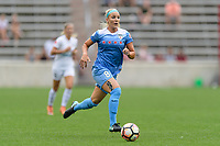 Bridgeview, IL - Sunday August 20, 2017: Julie Ertz during a regular season National Women's Soccer League (NWSL) match between the Chicago Red Stars and FC Kansas City at Toyota Park.