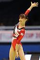 Rie Tanaka (JPN), JULY 2nd, 2011 - Artistic gymnastics : Japan Cup 2011 Women's Team Competition Floor Exercise at Tokyo Metropolitan Gymnasium, Tokyo, Japan. (Photo by YUTAKA/AFLO SPORT)