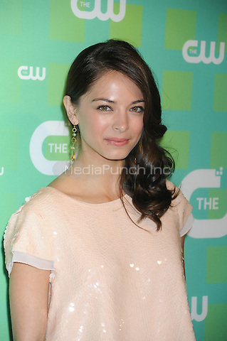 Kristin Kreuk at The CW Network's 2012 Upfront at New York City Center on May 17, 2012 in New York City. . Credit: Dennis Van Tine/MediaPunch