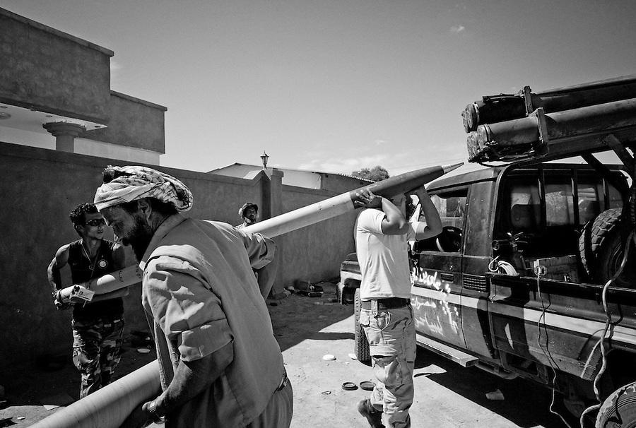 Libya Civil War Last Stand
