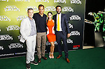 Brad Fuller,Will Arnett,Megan Fox and Andrew Form at the  Teenage Mutant  Ninja Turtles Primer at the Hoyts, The Entertainment Quartera Sydney  australia7th sept 2014 Photo By David Youdell /Ents Images/oic 02031741069