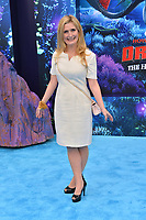 "LOS ANGELES, CA. February 09, 2019: Cressida Cowell at the premiere of ""How To Train Your Dragon: The Hidden World"" at the Regency Village Theatre.<br /> Picture: Paul Smith/Featureflash"
