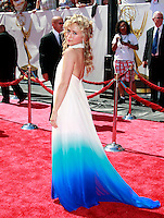 US actress Marcy Rylan arrives at the 35th Annual Daytime Emmy Awards held at the Kodak Theatre in Los Angeles on June 20, 2008.