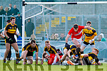 Paul Geaney Dingle in action against Jordan Kiely of Dr. Crokes during the Kerry County Senior Club Football Championship Final match between Dr Crokes and Dingle at Austin Stack Park in Tralee, Kerry on Sunday.