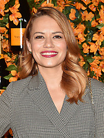 PACIFIC PALISADES, CA - OCTOBER 06: Bethany Joy Lenz arrives at the 9th Annual Veuve Clicquot Polo Classic Los Angeles at Will Rogers State Historic Park on October 6, 2018 in Pacific Palisades, California.<br /> CAP/ROT/TM<br /> &copy;TM/ROT/Capital Pictures