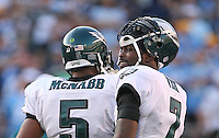 SAN DIEGO, CA - NOVEMBER 15:  of the Philadelphia Eagles during a game against the San Diego Chargers on November 14, 2009 at Qualcomm Stadium in San Diego, California. The Chargers won 31-23. (Photo by Hunter Martin/Getty Images) *** Local Caption ***