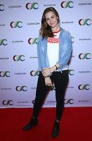 13 April 2019 - Las Vegas, NV - Katherine Barrell. 2019 ClexaCon Cocktails for Change at The Tropicana Hotel. Photo Credit: MJT/AdMedia
