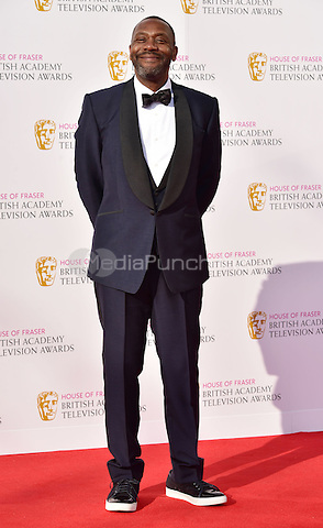 LONDON, ENGLAND - MAY 08: Lenny Henry at he British Academy (BAFTA) Television Awards 2016, Royal Festival Hall, Belvedere Road, London, England, UK, on Sunday 08 May 2016.<br /> CAP/JOR<br /> &copy;JOR/Capital Pictures /MediaPunch ***NORTH AMERICA AND SOUTH AMERICA ONLY***