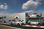 15.07.2020, Hungaroring, Budapest, Formel 1 Grand Prix Großer Preis von Ungarn 2020, im Bild<br />Safety car und Medical car werden am Hungaroring angeliefert<br /> <br /> Foto © nordphoto / Bratic