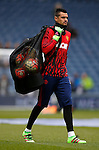Sergio Romero of Manchester United - English Premier League - West Bromwich Albion vs Manchester Utd - The Hawthorns Stadium - West Bromwich - England - 6th March 2016 - Picture Simon Bellis/Sportimage