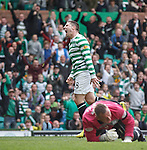 Gary Hooper takes the acclaim after scoring