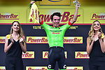 Rigoberto Uran (COL) Cannondale Drapac wins Stage 9 of the 104th edition of the Tour de France 2017, running 181.5km from Nantua to Chambery, France. 9th July 2017.<br /> Picture: ASO/Pauline Ballet | Cyclefile<br /> <br /> <br /> All photos usage must carry mandatory copyright credit (&copy; Cyclefile | ASO/Pauline Ballet)