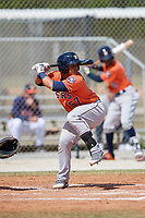 Houston Astros Orlando Marquez (57) during a Minor League Spring Training game against the St. Louis Cardinals on March 27, 2018 at the Roger Dean Stadium Complex in Jupiter, Florida.  (Mike Janes/Four Seam Images)