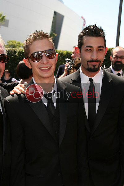 Josh Harris and Jake Harris<br />