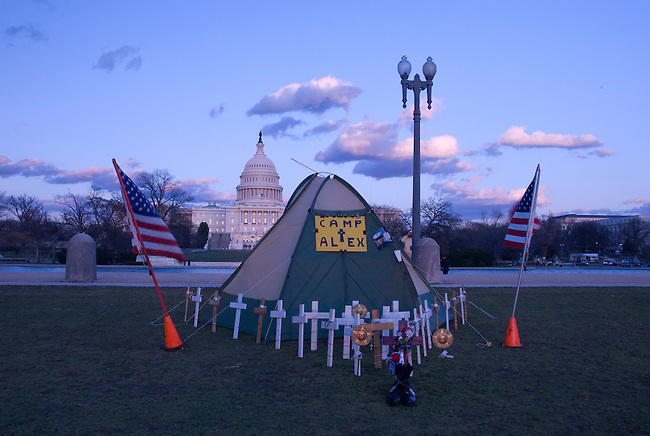 Washington D. C., Camp Alex, not released