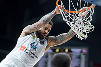 Real Madrid Jeffery Taylor during Turkish Airlines Euroleague match between Real Madrid and Baskonia Vitoria at Wizink Center in Madrid, Spain. January 17, 2018. (ALTERPHOTOS/Borja B.Hojas) (NortePhoto.com NORTEPHOTOMEXICO)