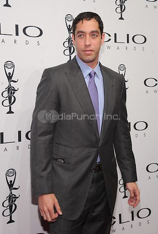 New York, NY- October 1: Nick Loeb attends the 2014 CLIO Awards on October 1, 2014 at Cipriani Wall Street in New York City.  Credit: John Palmer/MediaPunch
