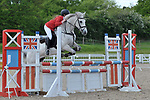 Class 4. 95cm Open. British Showjumping (BS) Juniors. Brook Farm training centre. Stapleford Abbotts. Essex. 14/05/2017. MANDATORY Credit Garry Bowden/Sportinpictures - NO UNAUTHORISED USE - 07837 394578