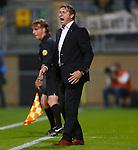 Nederland, Kerkrade, 21 september 2012.Eredivisie.Seizoen 2012-2013.Roda JC-FC Utrecht.Ruud Brood, trainer-coach van Roda JC
