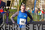 Joe O'Brien at the Valentines 10 mile road race in Tralee on Saturday.