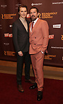 """Paul Dano and Ethan Hawke attends the Broadway Opening Night After Party for the Roundabout Theatre Production of """"True West"""" at the American Airlines Theatre on January 24, 2019 in New York City."""