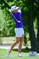 Stacy Lewis (USA) watches her tee shot on 13 during round 1 of  the Volunteers of America Texas Shootout Presented by JTBC, at the Las Colinas Country Club in Irving, Texas, USA. 4/27/2017.<br /> Picture: Golffile | Ken Murray<br /> <br /> <br /> All photo usage must carry mandatory copyright credit (&copy; Golffile | Ken Murray)